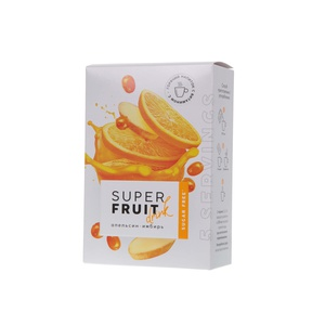 Powdered drink Super Fruit Drink Orange-Ginger