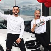 Дарья Жаворонкова и Сергей Власов , E-Класс