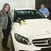 Марина и Дмитрий Жуковы, C-Класс
