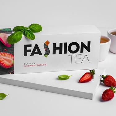 შავი ჩაი Enerwood FASHION