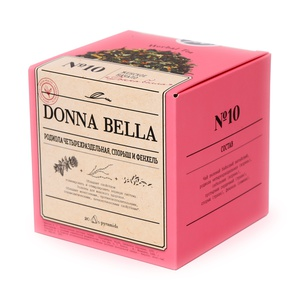 Donna Bella Herbal Tea