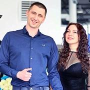 Юлия и Виталий Беденьговы, C-Класс