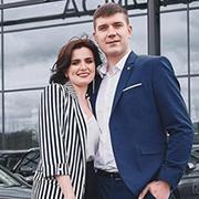 Екатерина и Александр Переваловы, C-Класс
