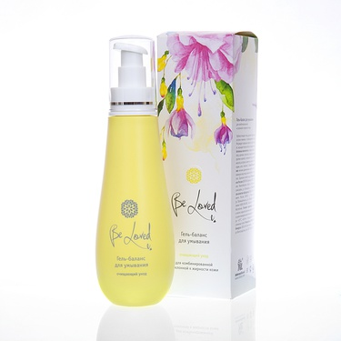 Balancing cleansing gel