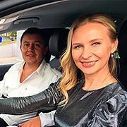 Наталья и Евгений Прядиловы, C-Класс