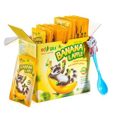 EDshka™ banana and apple