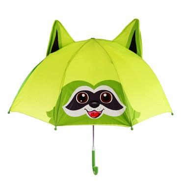 Зонт детский зеленый