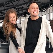 Елизавета и Андрей Кочкины, C-Класс