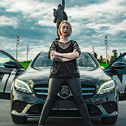 Мария Шапошникова, C-Класс