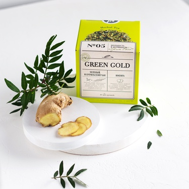 Green Gold фитошайы
