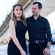 Ирина и Кирилл Лейцихович, CLA-Класс