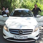 Нурьят Зафесова и Нурланбек Асранкулов, A-Класс