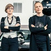Юлия Юринская и Кирилл Дьячков, C-Класс