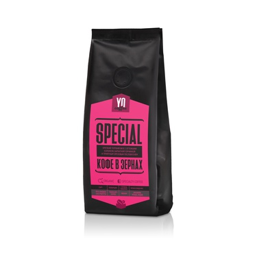 Whole-bean coffee SPECIAL