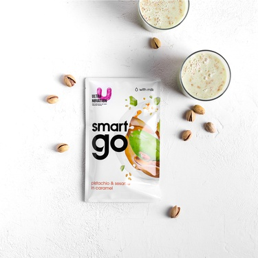 Smart GO «Писта бодом», 15 порциядан
