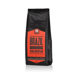 Ground coffee BRAZIL