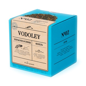 Vodoley Herbal tea