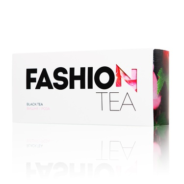 Black tea Enerwood FASHION