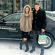 Екатерина Азизова и Алексей Изъюров, C-Класс