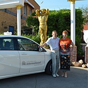 Елена и Александр Желтовы, B-Класс