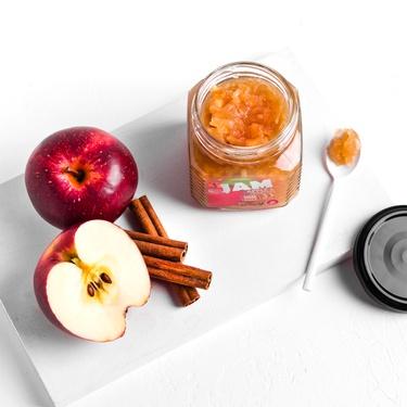 Низкокалорийный джем «Яблоко с корицей»