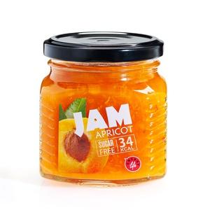 Low calorie Apricot jam