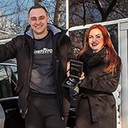 Наталья и Александр Трушины, CLA-Класс