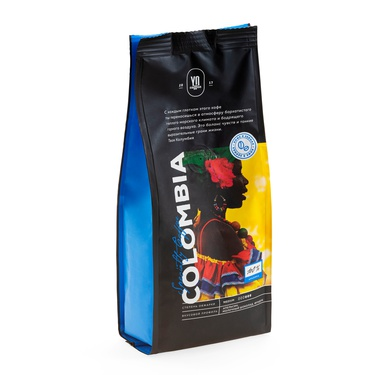 Кофе в зернах COLOMBIA