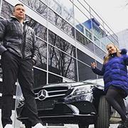 Ольга Литвинова и Евгений Вшивков, C-Класс