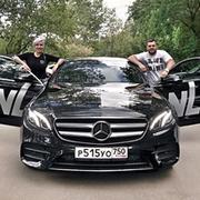 Анна и Дмитрий Кожемякины, E-Класс