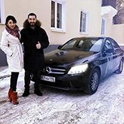 Юлия и Дмитрий Булатовы, C-Класс