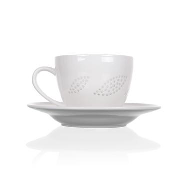 Чайная пара с лепестками