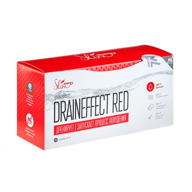09 DrainEffect Red