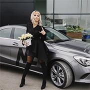 Екатерина Фоменко, CLA-Класс