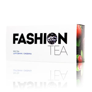 Red tea Enerwood FASHION
