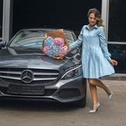 Дарья Овчинникова, C-Класс