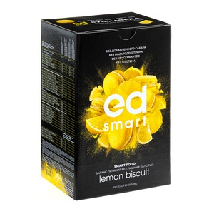 ED Lemon Biscuit