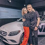 Алина и Дмитрий Максимовы, C-Класс