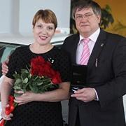 Валентина и Григорий Орловы, E-Класс