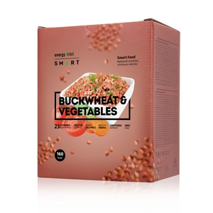 Energy Diet Smart «buckwheat and vegetables»