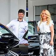 Елена и Сергей Андреевы, C-Класс