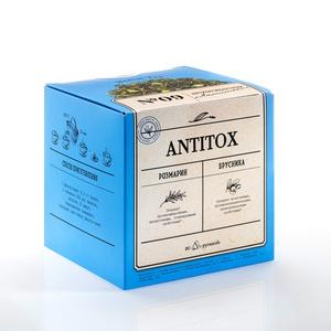 ფიტოჩაი Antitox, 20 პირამიდა