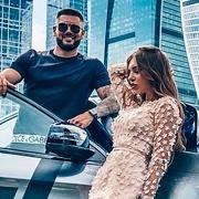 Екатерина и Юрий Акимовы, GLE-Класс