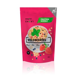 მიუსლი Energy Diet Smart Wildberries