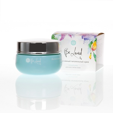 Intensively nourishing cream