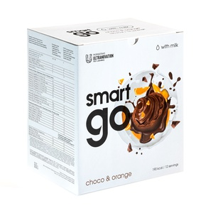 Smart GO Orange - Chocolate