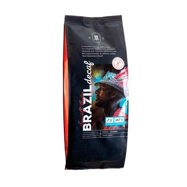 BRAZIL DECAF ұнтақталған кофесі