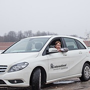 Ольга Суворова и Олег Смирнов, B-Класс