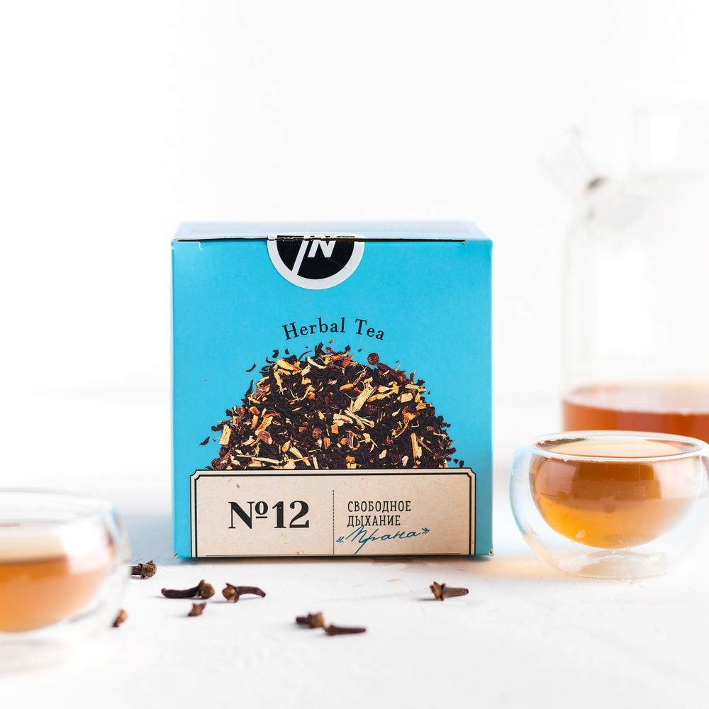 Prana чай очищающий легкие