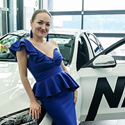 Ольга Файзуллина, C-Класс